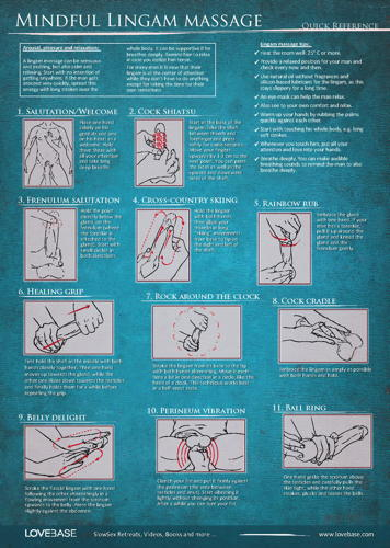 How to give a Lingam Massage