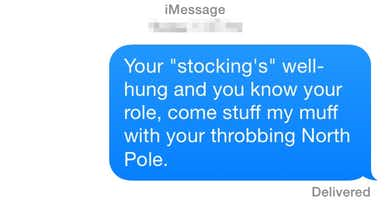holiday sexting