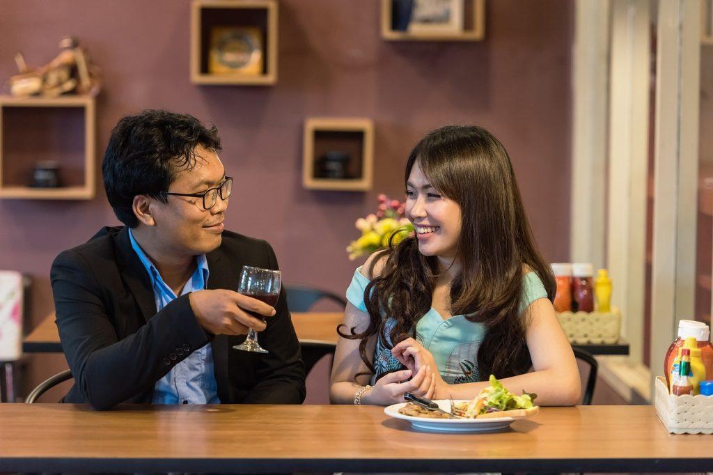 public foreplay flirting