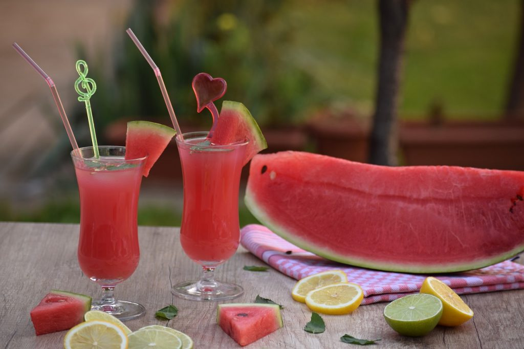 watermelon is a good for sex food