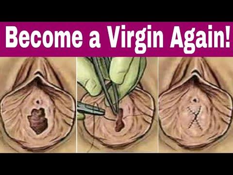 become a virgin again