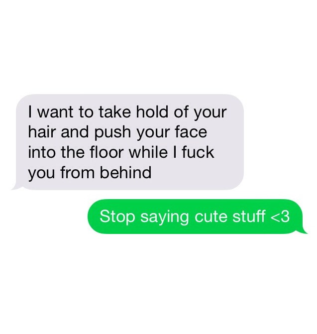 fuck sexting
