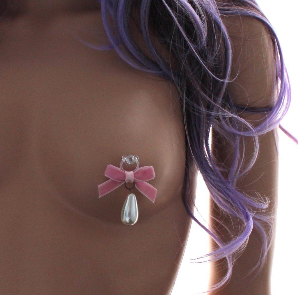 sexy nipple clamp